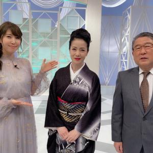 BSテレ東「徳光和夫の名曲にっぽん」坂本冬美さんスペシャル!
