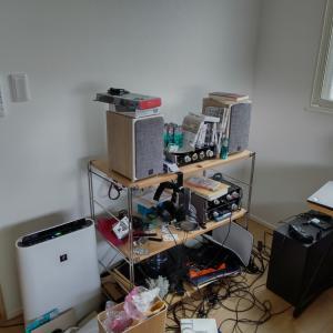 4連休2日目 家具の大移動したり、朝の活動時間を増やす計画立てたり