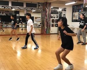 10月11日(金) 初級 Kasumi 大府でダンスするならTRILLで!