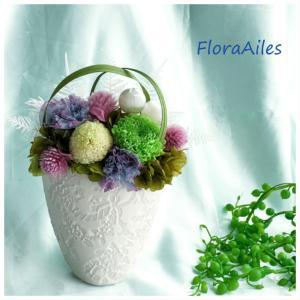 ◆お供えのお花をお届けしました♪仏花はお好みで制作します
