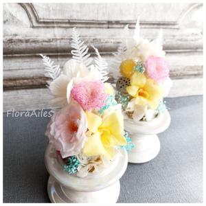 ◆虹の橋を渡ったRちゃんへのお供え花をお届けしました。。。