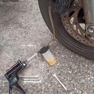 CB750車検整備。ボロバイクが新車に変身(^'^)