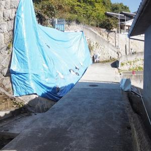 西日本豪雨災害ボランティア#10(呉市伏原)