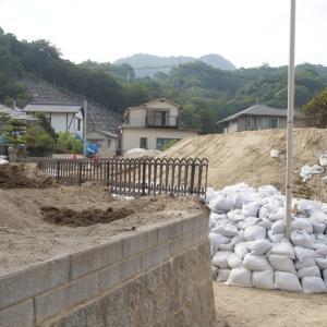 西日本豪雨災害ボランティア#3(坂町小屋浦・呉市安浦町)