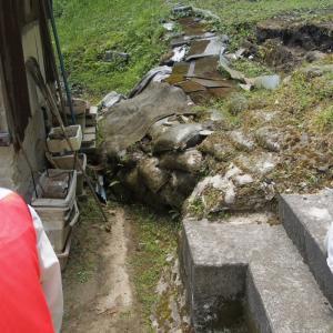 西日本豪雨災害ボランティア#4(広島市南区・坂町)