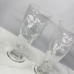 ポーセラーツ作品♡グラス