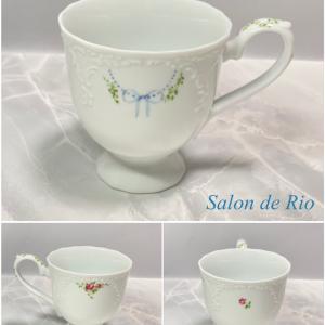 ポーセラーツ作品♡カップ