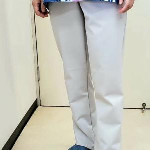 ポケット付きパンツ(カットソー生徒作品)