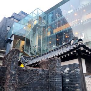 韓国で話題のソウルミシュラン一つ星♡韓食空間