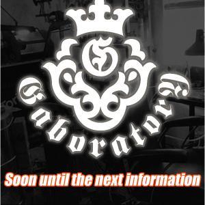 告知【ガボール,ガボラトリー/GABORATORY】春の当店限定イベントも計画を致しております!