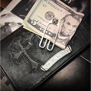 クロムハーツ財布!ペーパークリップと共にご愛用頂くのも如何でしょうか?! オススメの組み合わせ!