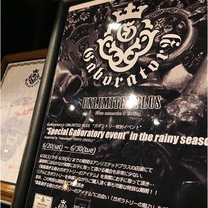 【ガボラトリー,ガボール/Gaboratory】準備完了!明日からガボラトリーイベント開催!