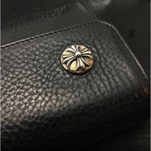 クロムハーツ 財布 / 近日の入荷予定 ウェーブウォレット と タイニーCHプラス!予約受付中!