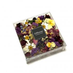 こんなに可愛い花材のBOX