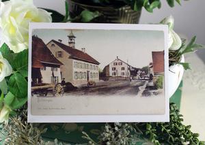 【スイス】BottomingenのポストカードH