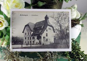【スイス】BottomingenのポストカードG