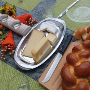 チーズにツォップフ!我が家のサンデーブランチ