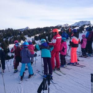 78歳のスキー講師