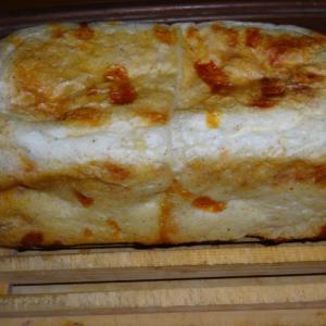 秋の北海道うまいもの会 【BAKERY & CAFE DAPAS】の北海道チーズの食パン
