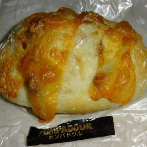 チーズ好きにはたまらない 【ポンパドウル】のスモークチーズとクルミ