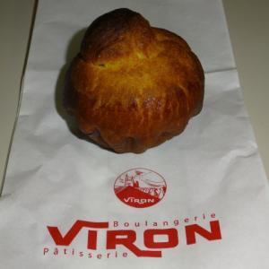 ヴィエノワズリー 【VIRON(ヴィロン)】のブリオッシュ・ア・テット