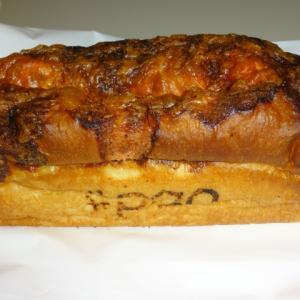 明太子 【#ハッシュタグパン】の明太子クリームチーズパン