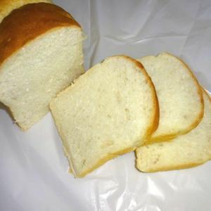 ミルキーかつクリーミー 【食パン専門店 プルンニャ】の食パン(プレーン)