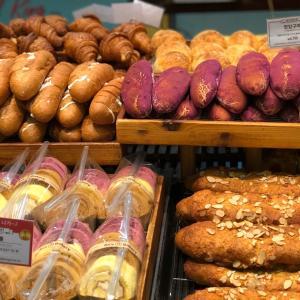ソウルのパンに反応した動植物検疫犬①
