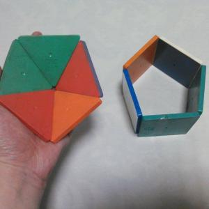 ピタゴラスで正20面体