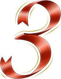 私の人生と数字の3の意味