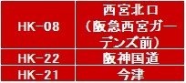 阪急電鉄 路線について その6 今津南線