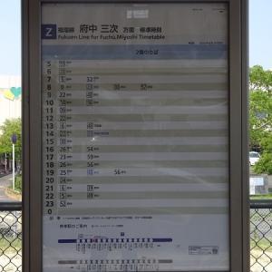 2019年8月の岡山・広島・鳥取・兵庫旅行 3 福塩線の旅 福塩線の歴史