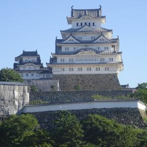 2019年8月の岡山・広島・鳥取・兵庫旅行 15 姫路市内散策と姫路城 2