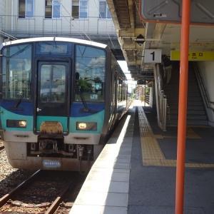 2019年8月の岡山・広島・鳥取・兵庫旅行 17 加古川線の旅 西脇市まで往復 その3 125系