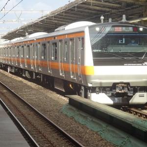 中央快速線E233系基本番台 12年3ヶ月ぶりの10両貫通編成製造