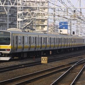 中央・総武緩行線のE231系0番台 現状
