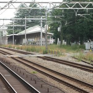 首都圏の駅の変化 その1 原宿駅