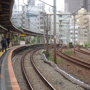 首都圏の駅の変化 その4 飯田橋駅 後編
