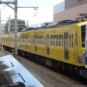 年に4度の車両交換 所沢駅編 263F+1241F