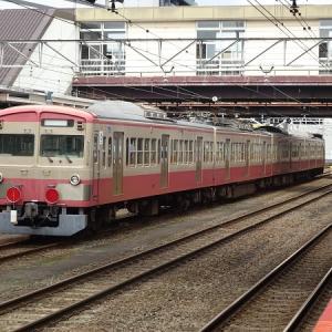 年に4度の車両交換 八王子駅編 1247F