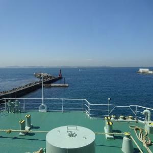 2021年春、外房線~内房線を巡る旅 その20 浜金谷港から久里浜港へ part2