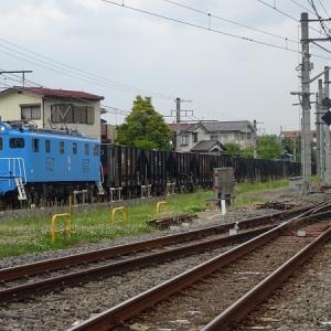 秩父鉄道の車両たち その7 電機 デキ300形