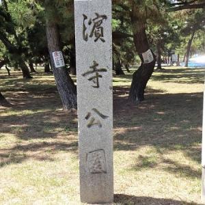 我が国最古の公立公園として開園した浜寺公園