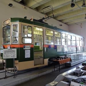 仙台市電保存館を訪問 その2 展示車両 モハ400型