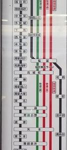 2016年10月仙台への旅 仙石線 その1