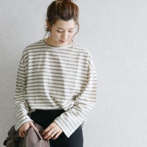 秋にピッタリ♥理想のボーダー/楽天SS購入品♪