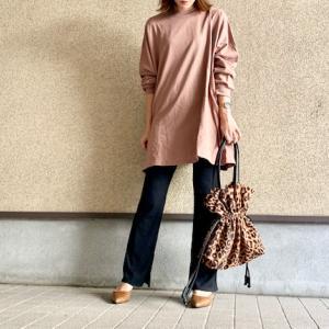 【GU】驚愕の390円!迷わず2色買いしたGU美脚パンツ♡