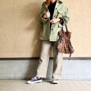 【GU】発売前から気になっていた高見えするGUのCPOジャケット♡