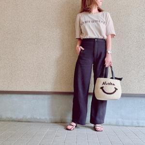 【UNIQLO】改めてコレいい!と感動したユニクロの美脚パンツ♡