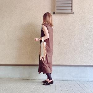 "【GU】""瘦せた?""と聞かれたGUの790円ワンピ♡"